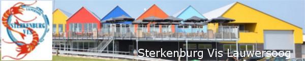 Sterkenburg Vis Lauwersoog